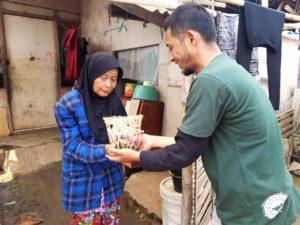 Read more about the article Tebar Hewan Kurban, Petani Binaan Dompet Dhuafa Jabar Turut Sumbang Hasil Tani Dalam Bingkisan Daging