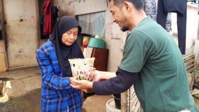 Tebar Hewan Kurban, Petani Binaan Dompet Dhuafa Jabar Turut Sumbang Hasil Tani Dalam Bingkisan Daging