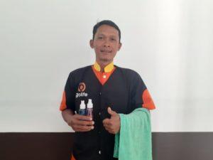 Read more about the article Berkat Zakat, Hidup Ali Berubah dari Buruh Serabutan jadi Pemuda Terampil