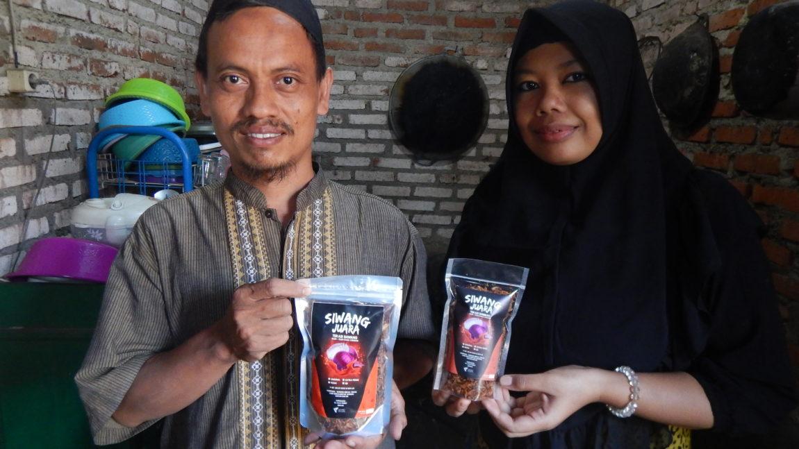 Pengrajin Siwang di Cirebon Bangkit Berkat Zakat
