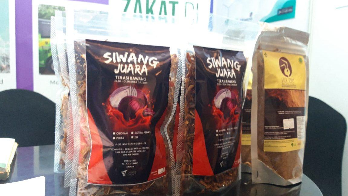 Produk Pemberdayaan Dompet Dhuafa Jabar Dipamerkan di Konferensi Internasional World Zakat Forum