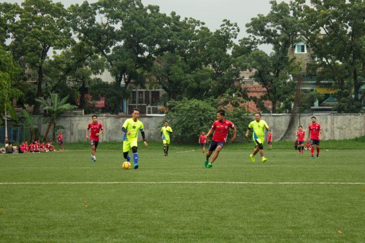 Peduli Banjir Jawa Barat dan Banten, Dompet Dhuafa Jabar-Bandoeng FC Gelar Laga Amal