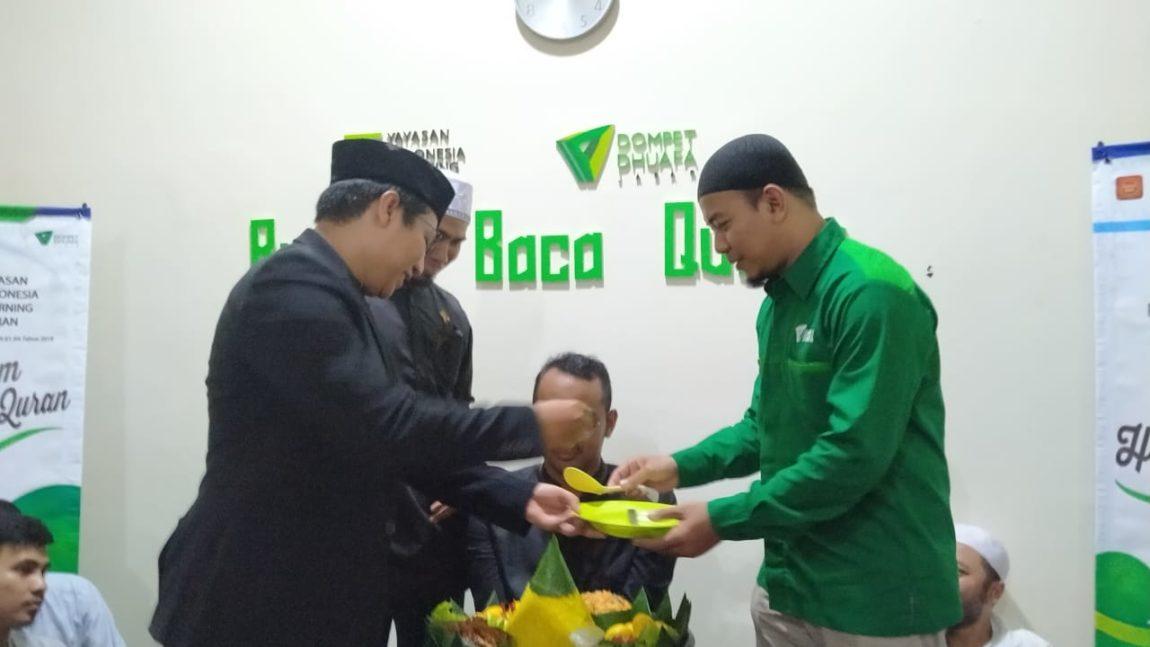 Syiarkan Semangat Baca Quran, Dompet Dhuafa Jabar Gulirkan Rumah Baca Quran Indonesia (RUBAQI)