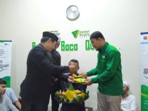 Read more about the article Syiarkan Semangat Baca Quran, Dompet Dhuafa Jabar Gulirkan Rumah Baca Quran Indonesia (RUBAQI)
