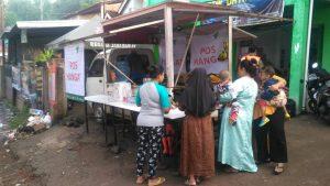 Read more about the article Respon Longsor Sumedang, Dompet Dhuafa Jabar Dirikan Pos Hangat